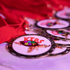Kids Tag Art medals